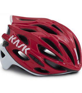 casco kask mojito x rojo blanco