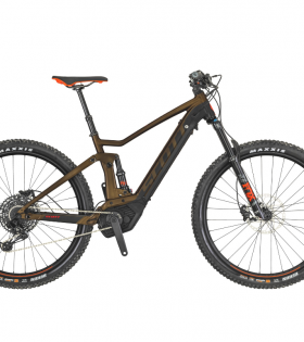 Bicicleta SCOTT Strike eRIDE 920
