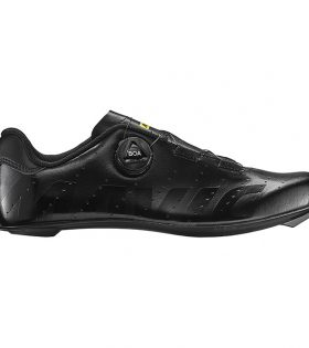 Zapatillas Carretera Mavic Cosmic BOA Color Negro