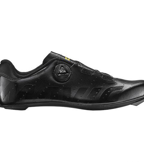 Zapatillas Carretera Mavic Cosmic BOA Color Negro