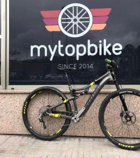 Bicicleta Segunda mano CANNONDALE SCALPEL Alloy 4 29 Talla M