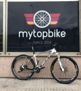 Bicicleta Segunda mano MTB Mendiz RX9 27,5 Talla M