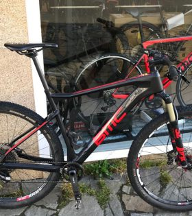 Bicicleta Segunda Mano BMC Team Elite 01 X01 Talla L