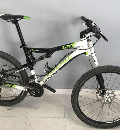 Bicicleta Segunda mano Cannondale Scalpel 26 Talla M