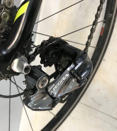Bicicleta Segunda mano Giant TCR Advanced 1 2016 talla s