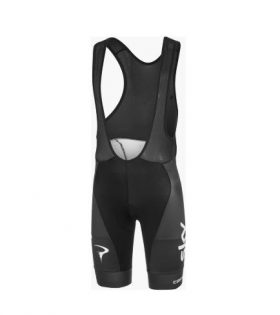 Culote Team Sky 2019 Fan Bibshort negro