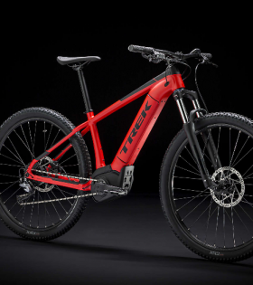 Bicicleta Eléctrica Trek Powerfly 4 2020 Color Rojo