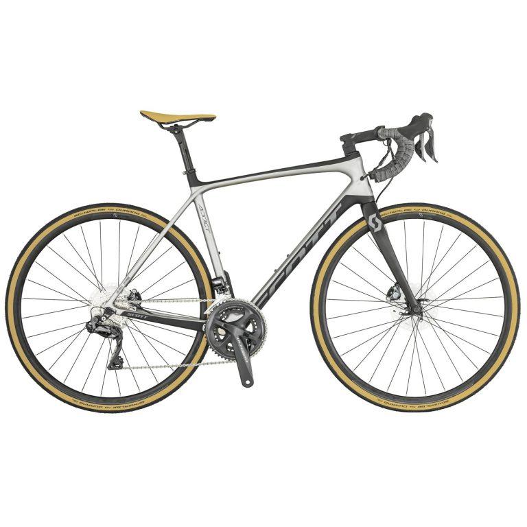 bicicleta scott addict se