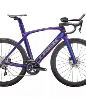 Bicicleta Trek Madone Speed Disc 2020 color Purple Phaze/Anthracite