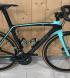 Bicicleta segunda mano Bianchi Oltre XR3 DISC DI2 Talla 52