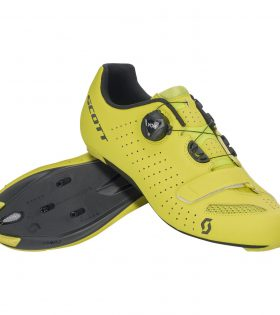 ZAPATILLA ROAD COMP BOA Color Matt Sulphur Yellow/black