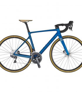 BICICLETA SCOTT ADDICT RC 30 AZUL 2020 BICICLETA SCOTT ADDICT RC 30 AZUL 2020