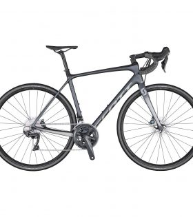 BICICLETA SCOTT ADDICT 10 DISC COLOR GRIS 2020