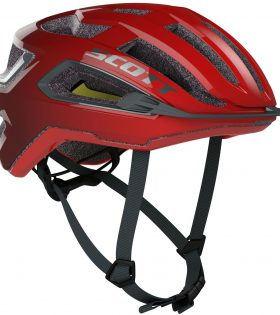 CASCO ARX PLUS (CE) Color Fiery Red/storm Grey MIPS Talla M