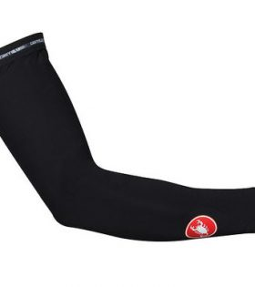 MANGUITOS CASTELLI UPF 50+ LIGHT COLOR NEGRO