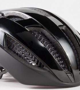 Casco de bicicleta Bontrager Specter WaveCel color Negro
