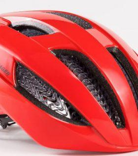Casco de bicicleta Bontrager Specter WaveCel color Rojo