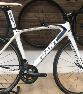 Bicicleta segunda Mano Giant TCR Ultegra Talla L