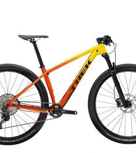 Bicicleta Trek Procaliber 9.6 Color Naranja Amarillo talla M