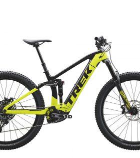 Bicicleta Eléctrica TrekRail 9.7 color Raw Carbon/Volt