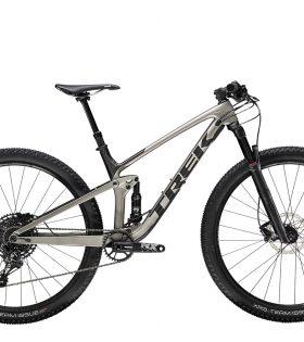 Bicicleta Montaña Top Fuel 9.7 Color Metallic Gunmetal/Dnister Black