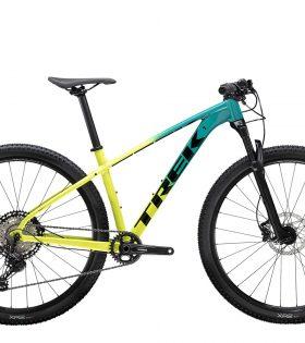 Bicicleta Montaña Trek X-CALIBER 9 Color Teal/Volt Fade 2020