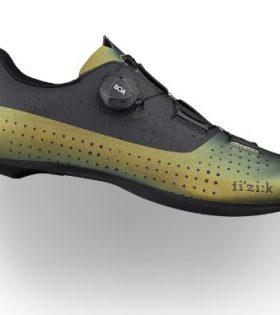 Zapatillas Fizik Tempo R4 Overcurve verde negro