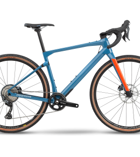 BICICLETA GRAVEL BMC URS THREE