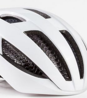 Casco de bicicleta Bontrager Specter WaveCel color Blanco
