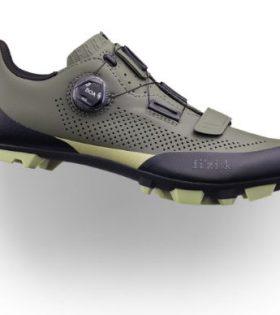 Zapatillas Fizik Terra X5 verde negro