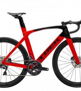 Bicicleta Trek Madone SL 6 Disc Color Negro Rojo