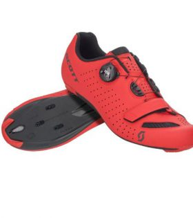 ZAPATILLA ROAD COMP BOA Color Matt Red/black