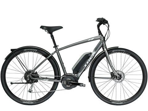 Bicicleta Eléctrica Trek Verve+