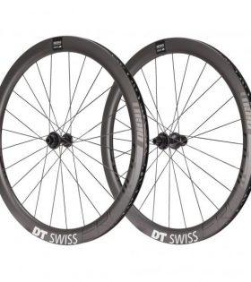 Juego de ruedas DT SWISS ERC 1100 DICUT 47 DISC Tubeless