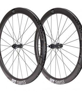 Juego de ruedas DT SWISS ERC 1400 SPLINE 47 DISC para Tubeless