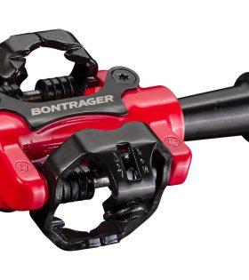 Juego de pedales Bontrager Comp Montaña color Rojo