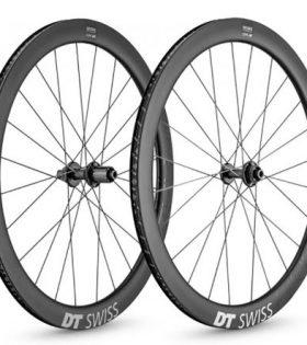 Juego de ruedas DT Swiss ARC 1400 Dicut 48 para Tubeless