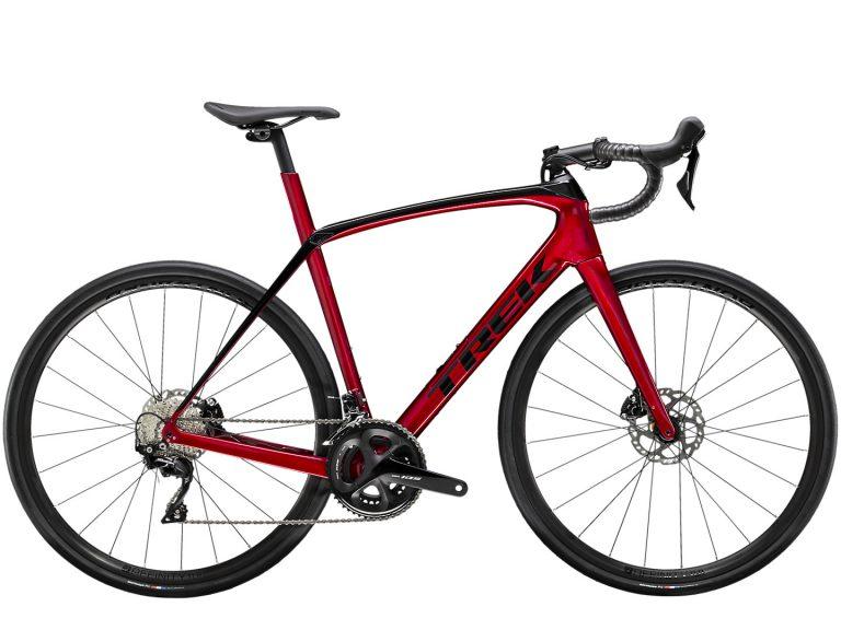 Bicicleta Trek Domane SL 5 Color Rage Red/Trek Black