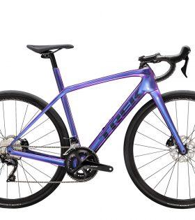 Bicicleta Trek Domane SL 5 Color Purple Flip
