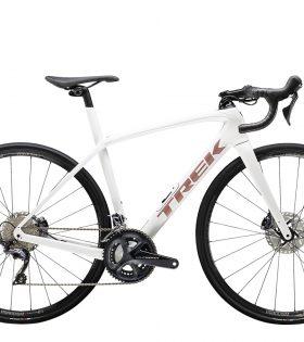 Bicicleta Trek Domane SL 6 Color Crystal White
