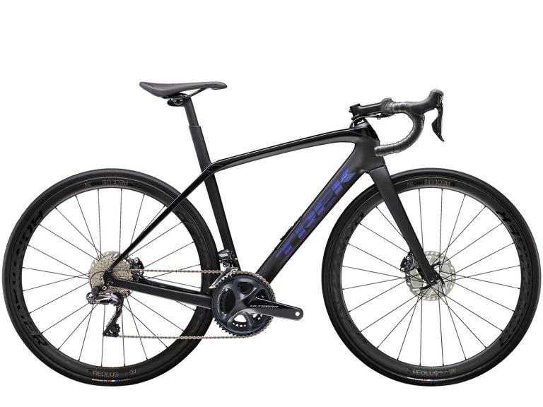 Bicicleta Trek Domane SL 7 Color Matte Trek Black