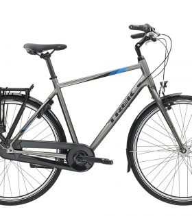 Bicicleta de Ciudad Trek L100 color Matte Anthracite