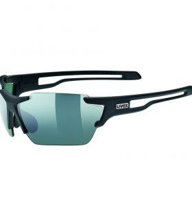 Gafas Uvex Sportstyle 803 CV negro con lentes fotocromáticas