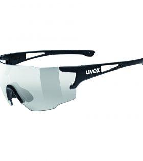 Gafas Uvex Sportstyle 804 Variomatic negro con lentes fotocromáticas